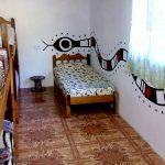 Camas cuchetas e individuales, Hostel en el Soberbio, Misiones