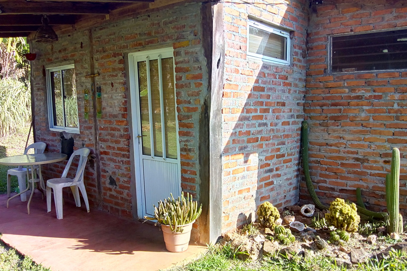 Alquiler de cabañas en El Soberbio, Misiones
